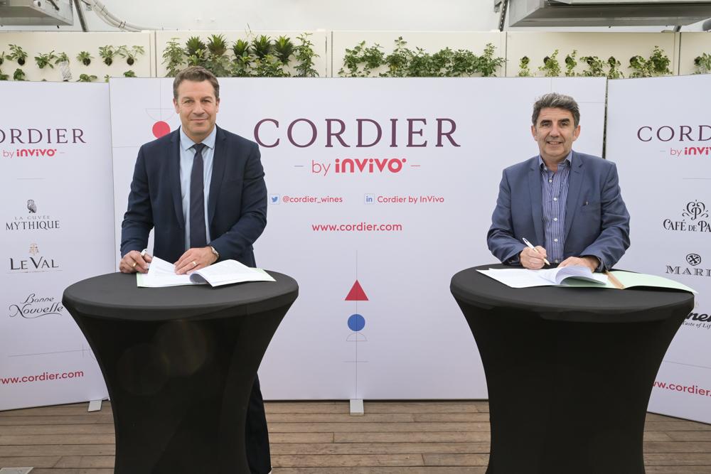 Cordier by InVivo devient fournisseur officiel du Stade Français Paris